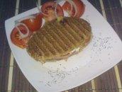 Grilowana kanapka z oscypkiem