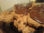 dietetyczne owsiane ciasteczka