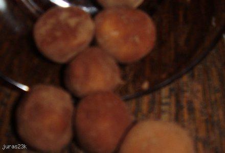 słodkie kulki z płatków owsianych