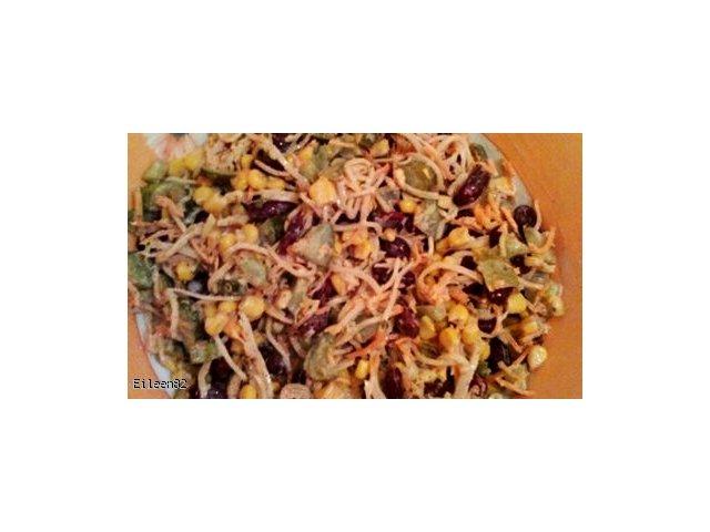 Sałatka z marynowanego selera
