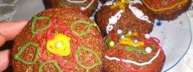 Muffinki kukurydziane z migdałami i pomarańczą