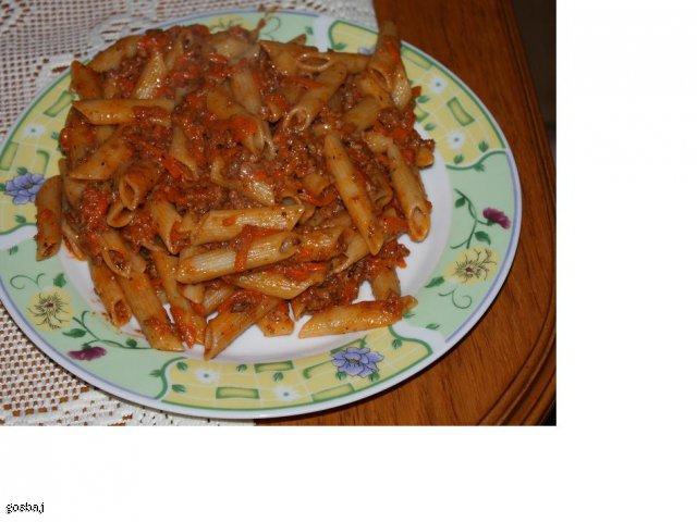 RAGU - makaron po włosku
