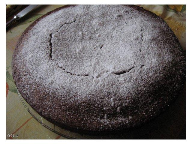 Ciasto czekoladowe z kokosem
