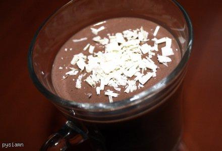 Pianka czekoladowa ...dietetycznie :P