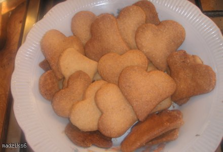 szybkie ciasteczka Serduszka