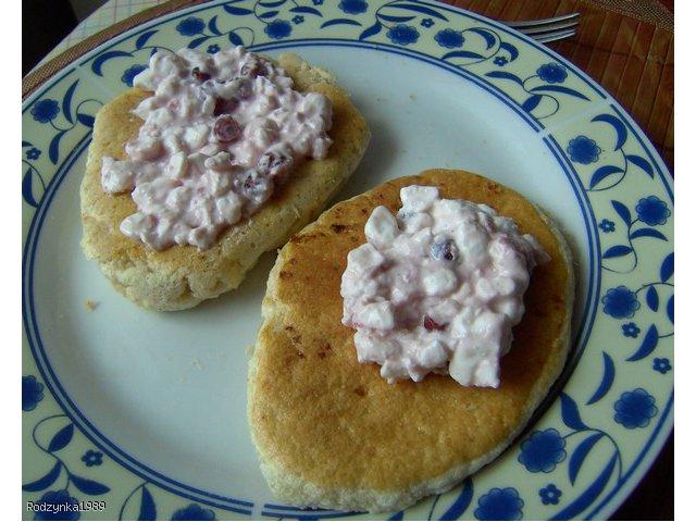 Placuszki śniadaniowe dietetyczne