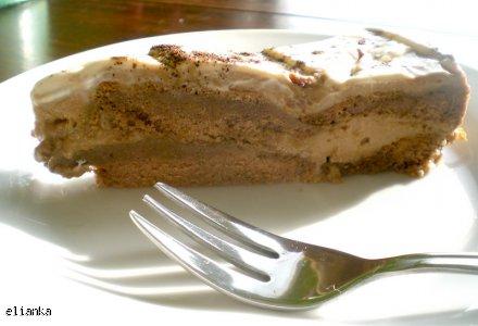 Tort cappucino dietetyczny (Protal)