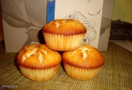 Muffinki mocno cytrynowe
