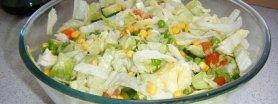 Sałata/Surówka lekka i świeża idelna do obiadu