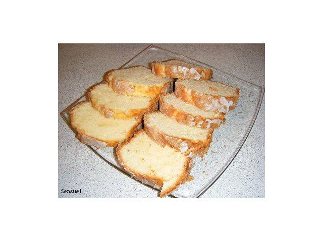 Babka cytrynowa z majonezem - pyyyycha