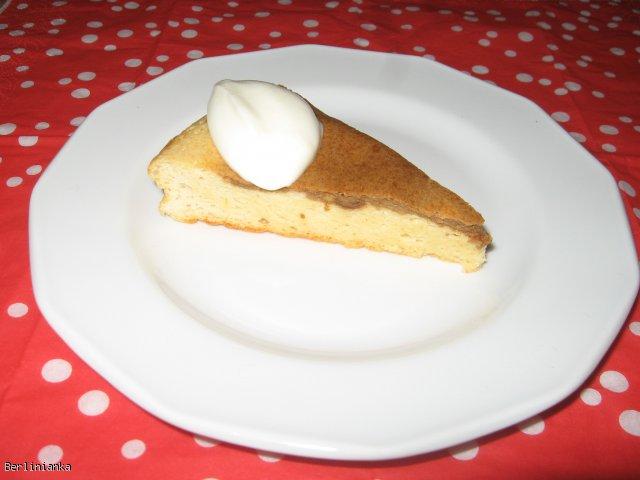 Dietetyczny i smaczny sernik (dieta Protal)