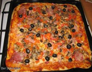 Pizza - najlepsze ciasto, które zawsze się udaje!