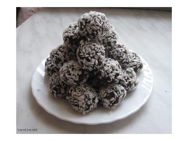 Kakaowe kuleczki