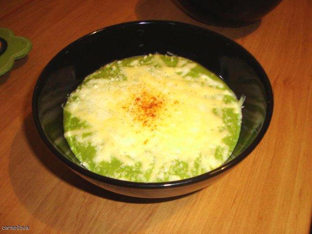 Zupa bagienna de luxe