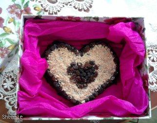 ciasto w 5 minut (wersja walentynkowa)