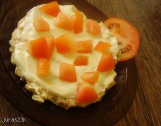 lniany omlet