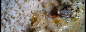 Kurze żołądki w sosie