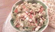 Sałatka  'Berdi' z awokado