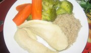 Mój piątkowy dietetyczny obiad