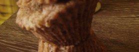 orzechowe razowe babeczki z mikrofali