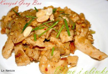 Kurczak Gong-Bao