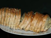 Imprezowy chlebek
