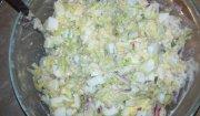 Sałatka porowo-jajeczna - Protal