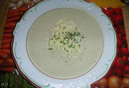 Pieczarkowa zupa-krem