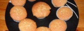 Muffinki migdałowe