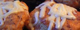 Pierś z kurczaka zapiekana z serem
