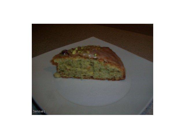 Ciasto migdałowo-cytrynowe