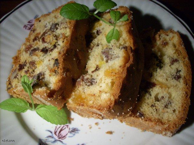 Kruchy keks