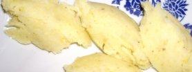 Czosnkowe pure ziemniaczane