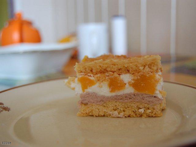 Puchatek - ciasto śmietankowe
