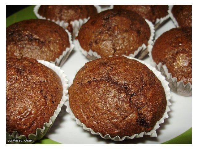 Muffinki razowe