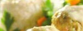 Pulpety w sosie chrzanowym