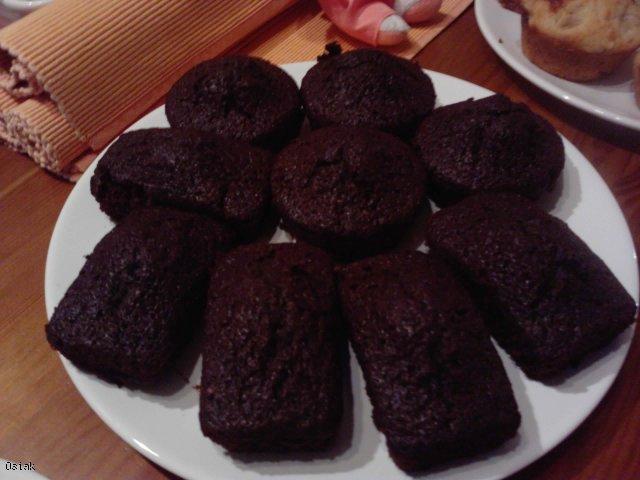 Muffinki z colą