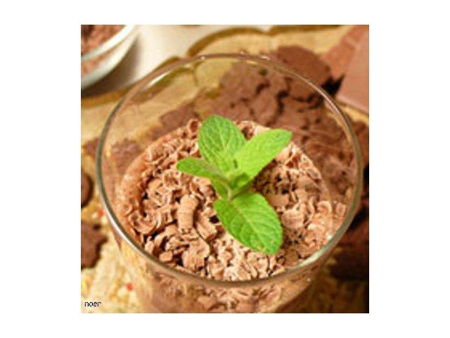 Dietetyczny shake miętowo-czekoladowy