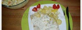 Ryba w sosie jogurtowo-chrzanowym