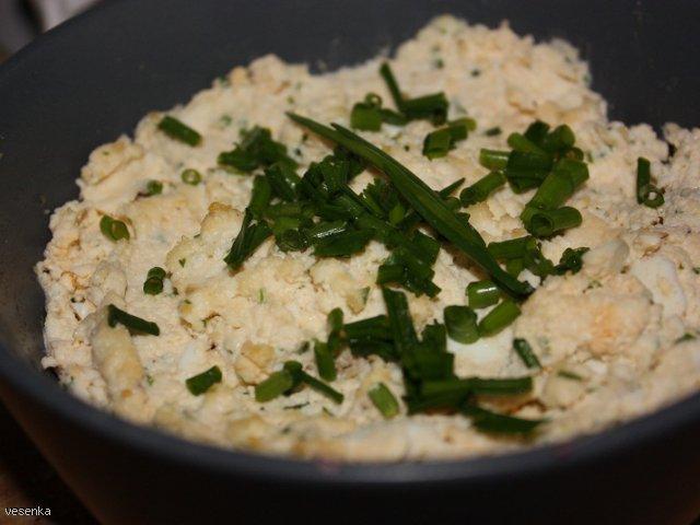 Jajeczna pasta do pieczywa