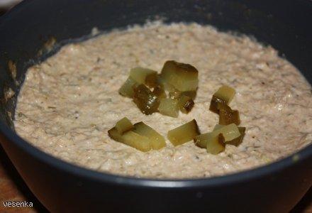 Tuńczykowa pasta do pieczywa
