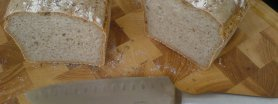 Chleb zytnio-orkiszowy na zakwasie, dozwolony od II fay South Beach