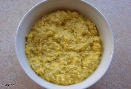 Pikantna pasta jajeczna