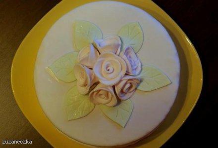 Masa cukrowa do dekorowania tortów