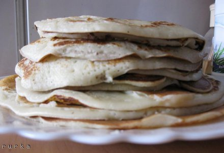 Pancakes domowe