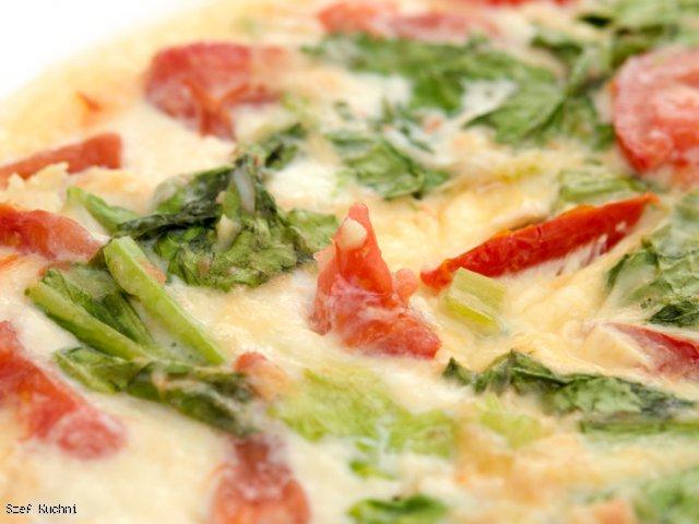 Łatwy omlet na śniadanie