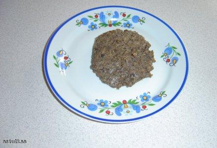 weki z masy grzybowej (do uszek, pierogów i zapiekanek)