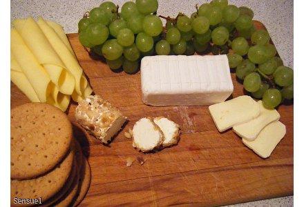 Deseczka serowa ( pomysł na deser )