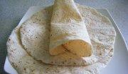 Tortilla - placki pszenne