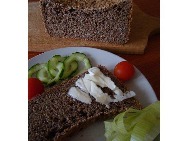 Zakwas żytni na chlebek.